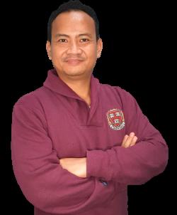 Ahmad Faiz Zainudin, S.Psi, M.Sc